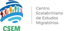 CSEM – Centro Scalabriniano de Estudos Migratórios Logo
